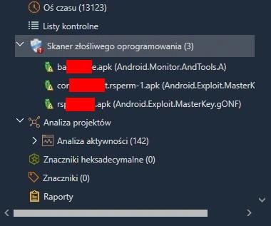 aplikacje podsłuchowe Android